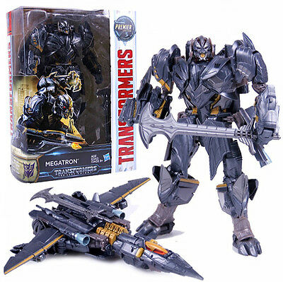 Transformers 5 The Last Knight Voyager Megatron 18CM Toy Figure New in Box