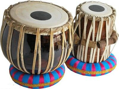 Student Tabla Set WITH indian percussion^instrument..