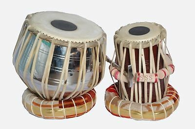 High Quality Hand Percussion Iron Tabla Set By Royalchoice