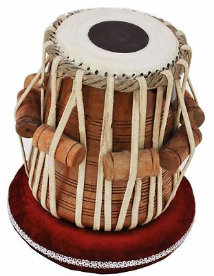 Dorpmarket Tabla Dayan Drums-Shesham Wood-Hand Made Skin-Great Sound