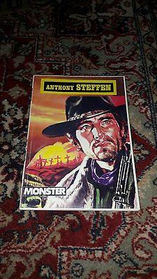 Fanzine Monster-bis  - Anthony Steffen - Norbert Moutier