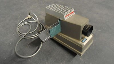 Rare 1960s Bell & Howell Project-Or-View 500 vintage slide projector 817