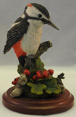 Contry Artist for the discerning hand painted and hand crafted  bird