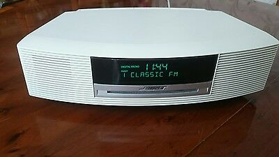 Bose Wave III Music System 3 DAB Bluetooth Connectivity CD Touch On/Off Remote