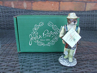 Beswick English Country Folk Fisherman Otter  Ecf2 Mib