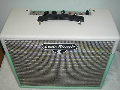 Louis Electric Amplifier co. Tornado 1 x 12 Guitar Amp Hand Wired
