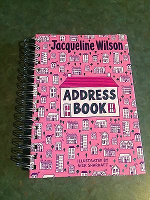 Jacqueline Wilson Address Book