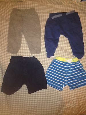 Baby Boy 6-9 Month Bundle - 9 Items Great Condition
