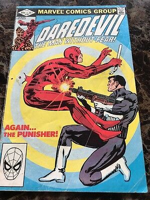 Daredevil #183 1982 Marvel