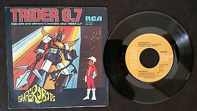 TRIDER G7 disco 45 giri 45 RCA BB6525 NEAR MINT/MINT.