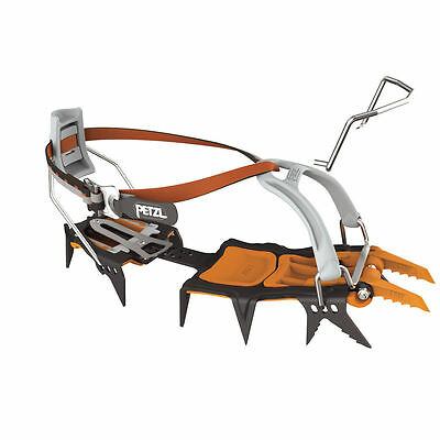 PETZL LYNX - Modular crampon for ice and mixed climbing