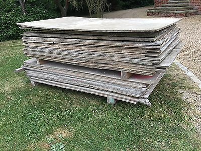 18mm 8x4 Plywood Sheets  cut down - Suit Ground worker - Builder