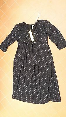 NINE & MINE Maternity Dress Size 10 New with tags