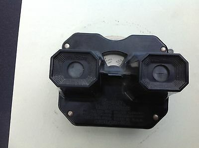 1940 Bakelite Sawyer's View-Master Stereoscope With 1 Disc