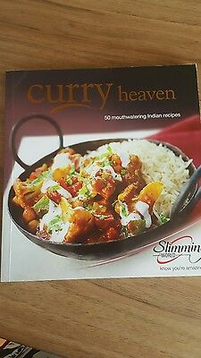Curry Heaven Slimming World Cookbook
