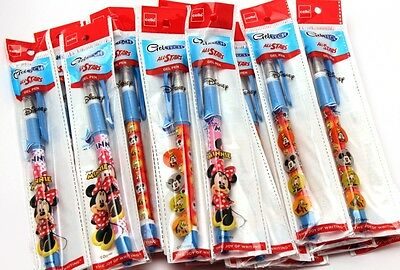 Cello GelTech All-Stars Gel Pen - Lot Of 20 Pens -Attractive Mickey Mouse Design