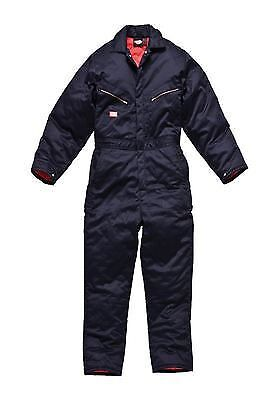 Dickies WD2360 er Overall-Overall Warm wattiert  Heavy Duty Boilersuit