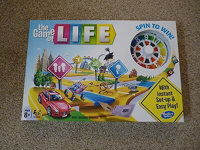 Game of Life Board Game  8+ Brand New Toy
