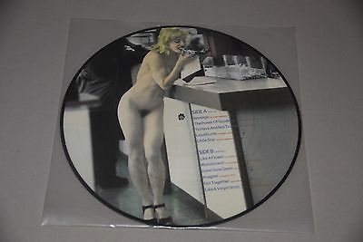 MADONNA rare moments vol.4 picture disc LP