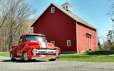 1956 Ford F-100  1956 Ford F100