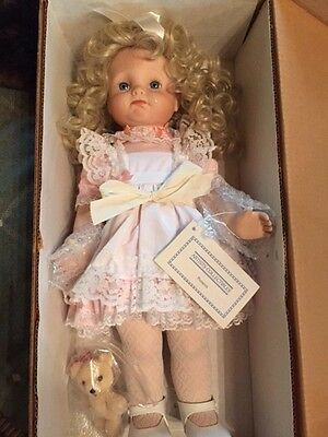 """Adorable """"Tuffy"""" Vinyl Doll - Collectable ~  1991 ~ Original Owner"""