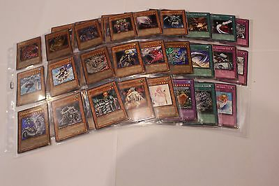 YuGiOh - Shadow of Infinity Complete/Full Set SOI-EN Eurpoean 1st Ed card set