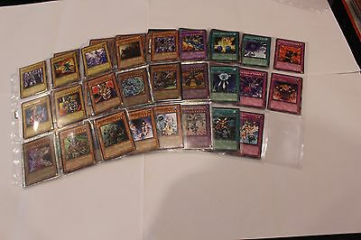 YuGiOh - Elemental Energy Complete/Full Set EEN-EN Eurpoean 1st Ed card set