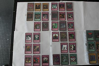 YuGiOh - Pharaoh's Servant Near Complete Set (4 short) (PSV / PSV-E 1st Edition)