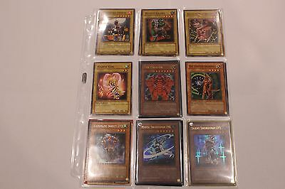 YuGiOh - Rise of Destiny Complete/Full Set RDS-EN Eurpoean 1st Ed card set