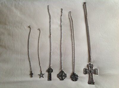Celtic Cross and Pendant Selection