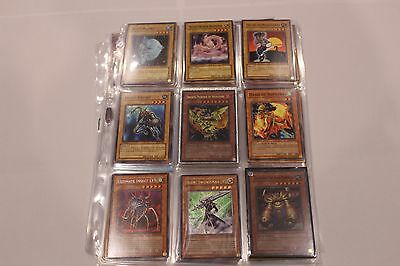 YuGiOh - Flaming Eternity Complete/Full Set FET-EN Eurpoean 1st Ed card set