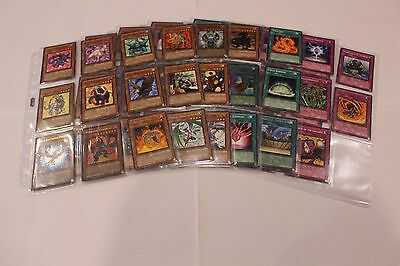 YuGiOh - Force of the Breaker Complete/Full Set FOTB-EN Eurpoean 1st Ed card set