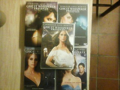 Ghost Whisperer - Stagioni 1 -5 (29 DVD) - ITALIANI ORIGINALI SIGILLATI -