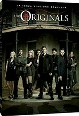 The Originals - Stagione 3 (5 DVD) - ITALIANO ORIGINALE SIGILLATO -