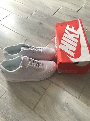 Nike Air Max 90 Blanche White Taille 45 US 12