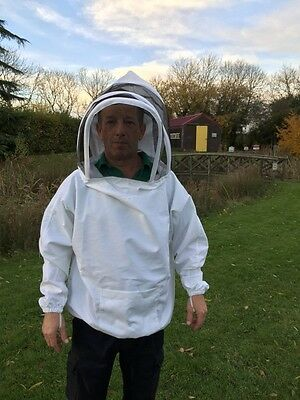 Value/Budget Beekeeping Jacket and Veil, smock, bee keeping, protective clothing