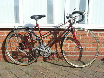 Ladies Vintage Raleigh Clubman Road Bike - COLLECTION ONLY