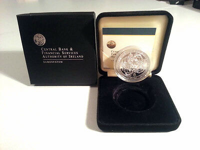 Ireland 2007 Celtic Culture Silver Proof Coin