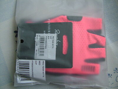 Rapha PRO TEAM PiNK MITTS GLOVES M