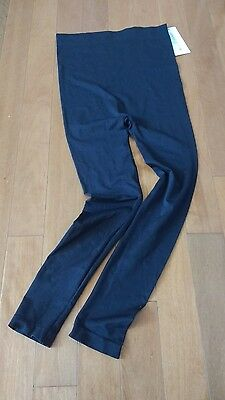 bda maternity belly bandit leggings black new with tags nwt
