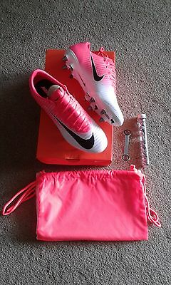 Nike Mercurial Vapour XI SG Pro Edition Football Boots Sx 8.5 (studs)