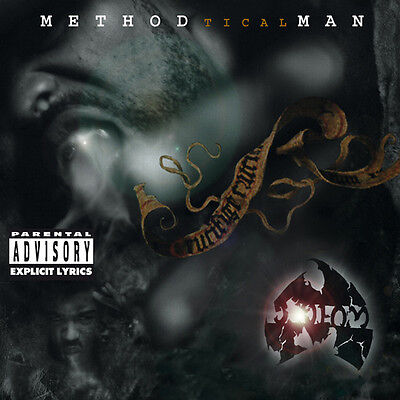 "Method Man  - Tical (Wu-Tang) Double Lp 12"" methodman 2005 europe pressing."