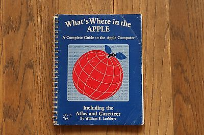 What's Where in the Apple (Blue Book), A complete guide to the Apple Computer