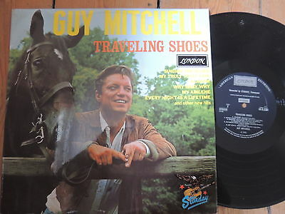 GUY MITCHELL - TRAVELLING SHOES London LP 8364 Ex