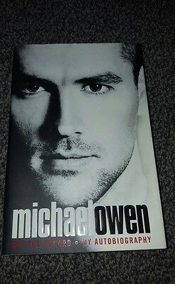 Michael Owen: Off the Record by Paul Hayward, Michael Owen (Hardback, 2004)