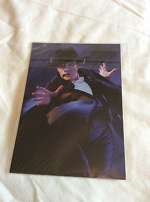 Kiss Paul Stanley Set Of Postcards Sealed From Phantom Of The Opera