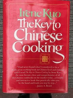 The Key to Chinese Cooking, 1982