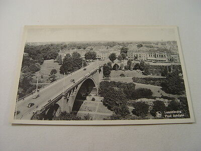 TOP7758 - Postcard - Luxembourg Pont Adolphe