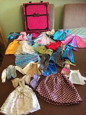 Barbie Dolls Clothes And Wardrobe