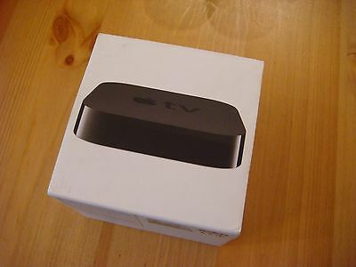 Apple Tv Model A1469 Boxed With Remote